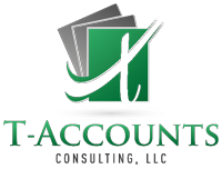 T-Accounts Consulting, LLC Logo